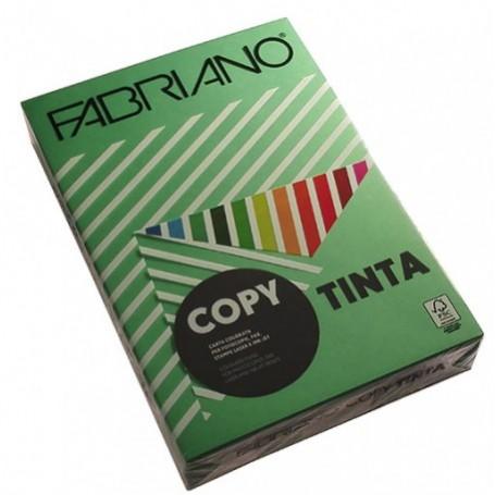 RISMA A3 FABRIANO 80 GR. VERDE COPY TINTA 250FF