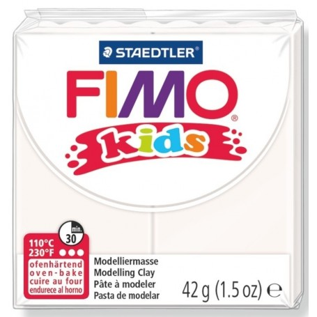FIMO KIDS COLORE BIANCO 0