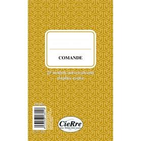 BLOCCO COMANDE 10X17 2 COPIE