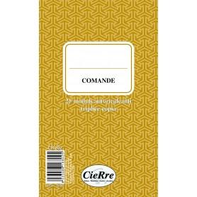 BLOCCO COMANDE 10X17 3 COPIE