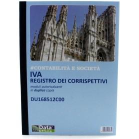 REGISTRO CORRISPETTIVI 2 COPIE 13 MESI 30X22 AUTORICALCANTI
