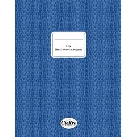 REGISTRO DEGLI ACQUISTI (IVA) 31X24