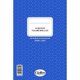 ACQUISTI VALORI BOLLATI 23X15 2 COPIE AUTORICALCANTI