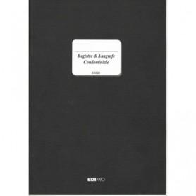 REGISTRO DI ANAGRAFE CONDOMINIALE 30X21