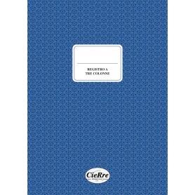 REGISTRO GENERICO 3 COLONNE 31X24
