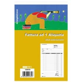 FATTURE 15X23 3 COPIE 1 ALIQUOTA AUTORICALCANTI