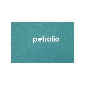 CARTONCINO BRISTOL 35X50 220 GR.PETROLIO