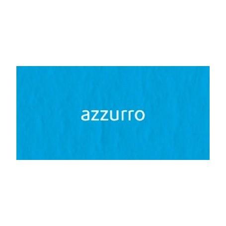 CARTONCINO BRISTOL 35X50 220 GR.AZZURRO FABRIANO