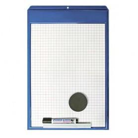 LAVAGNA MAGNETICA 35X50 CWR CONRICE IN PLASTICA COLORE ASS