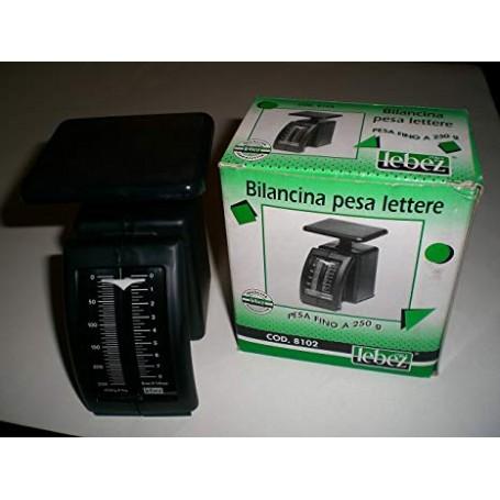 BILANCIA PESA LETTERE LEBEZ 8102