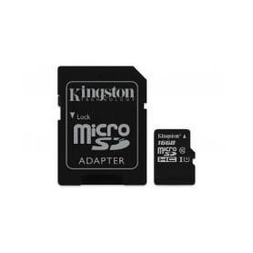 MICRO SD CON ADATTATORE KINGSTON 16GB