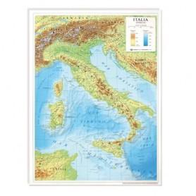 CARTA GEOGRAFICA 30X42 ITALIA