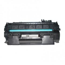 TONER COMPATIBILE HP CF280A BK