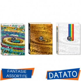 DIARIO BASTARDI DENTRO 2021/22 16M.11X15 SPECIAL COLORI ASSORTITI 58400