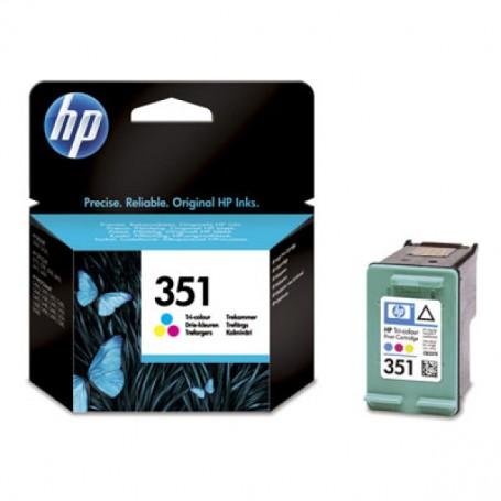 CARTUCCIA ORIGINALE HP CB337 351 COLORE