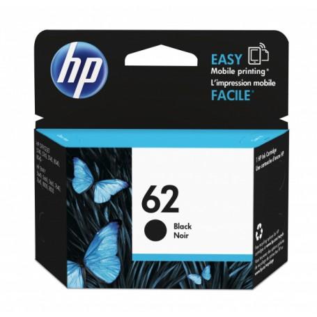 CARTUCCIA ORIGINALE HP C2P04 62 BK