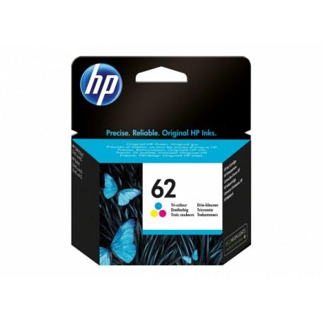 CARTUCCIA ORIGINALE HP C2P06 62 COLORE