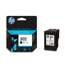 CARTUCCIA ORIGINALE HP F6U66 302 BK