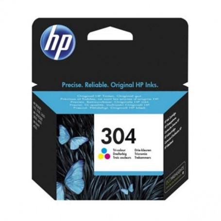 CARTUCCIA ORIGINALE HP N9K05 304 COLORE