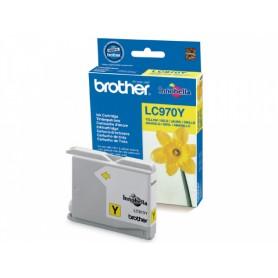CARTUCCIA ORIGINALE BROTHER LC970 YELLOW