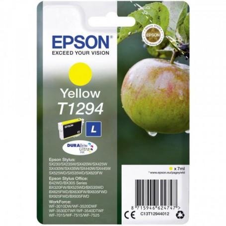 CARTUCCIA ORIGINALE EPSON T1294 YELLOW