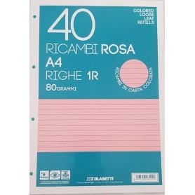 RICAMBI A4 1 RIGO ROSA