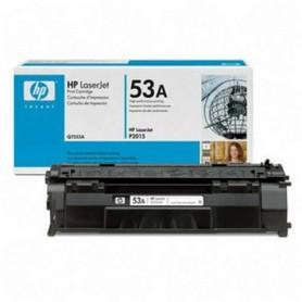 TONER ORIGINALE HP Q7553A BK