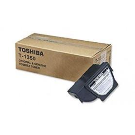 TONER ORIGINALE TOSHIBA T-1350E BK